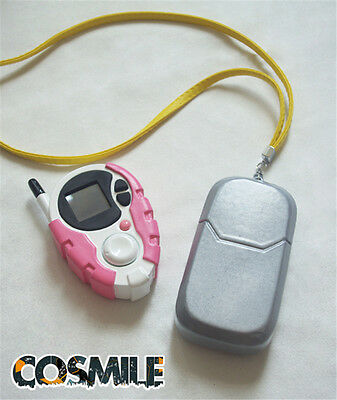 Yagami Hikari Digimon Adventure tri. Digital Monsters Digivice Cosplay Prop