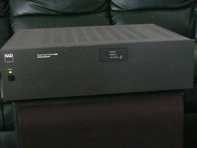NAD stereo power amplifier