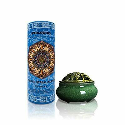 PHILOGOD Aromatherapy Incense for Pressure Relief, and Zen Meditation, Incense