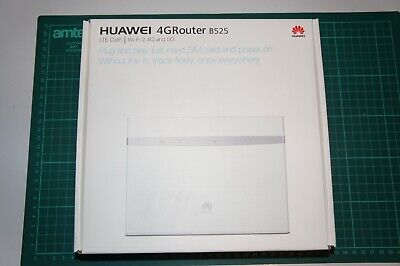 =-=  HUAWEI B525s-23a CAT6 300Mbps 4G/LTE WIFI ROUTER LAN    =-=