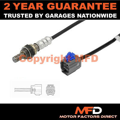 For Mazda 6 1.8 2.0 Front 5 Wire Oxygen O2 Lambda Sensor Direct Fit
