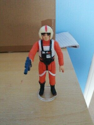 Vintage Star Wars ANH Luke Skywalker X-Wing ( B677)