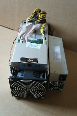 ANTMINER S9 14TH/S Bitcoin Miner with APW3++ PSU made by Bitmain