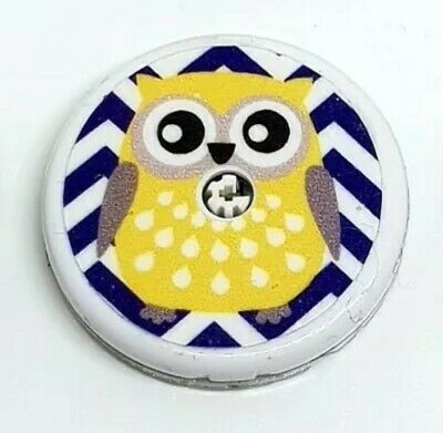 10 owl Freestyle libre stickers