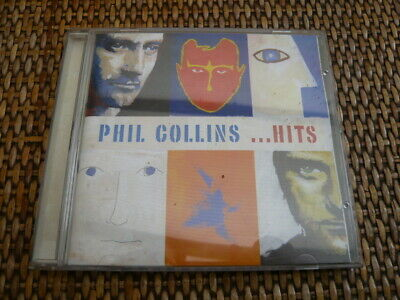 Original Music Cd Album ( Greatest Hits Collection Best Of ) Phil Collins