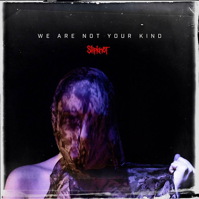 Slipknot - We Are Not Your Kind - New CD  - Released 09/08/2019