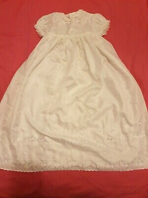 Vintage Baby Christening Gown