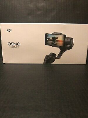 Dji Osmo Mobile 2 - Om170 - Smartphone Gimbal Stabilizer - Gray - Used 2 Times