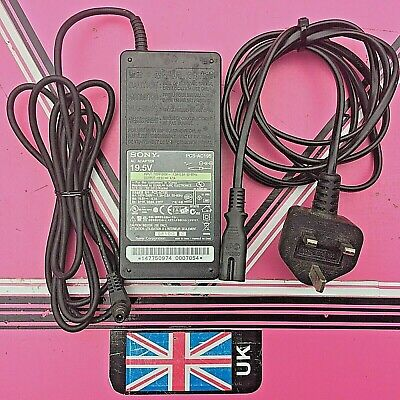Sony PCS-AC195 OEM Power Supply 19.5 Volt 4.1A (used)