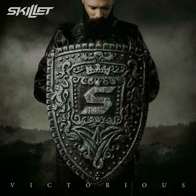 Skillet - Victorious - New CD  - Released 09/08/2019