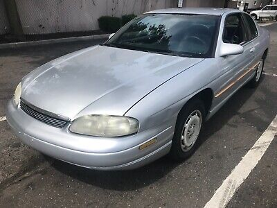 1995 Chevrolet Monte Carlo LS 1995 Chevy Monte Carlo 1 owner 25000miles 25000miles 25000miles 25000miles