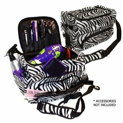 Haito Hairdressing Zebra Tool Case