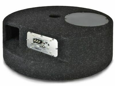 Axton AXB20STP Active Subwoofers for the Spare Wheel Compartment