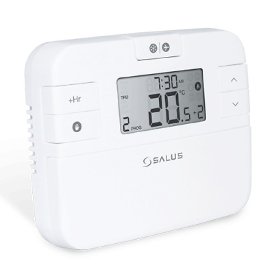 Salus Ep210 2 Two Channel Programmer Digital Timer Control Water Heating