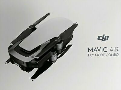 DJI Mavic Air Fly More Combo With Extras - Red - Great Condition
