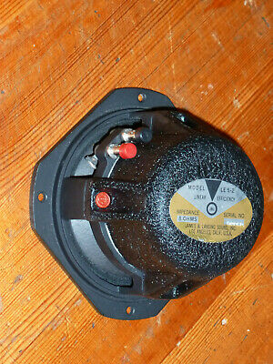 One JBL LE5-2 AlNiCo Mid. for L 36 50 65 100 212 4310 4311 4312 4315 near mint !