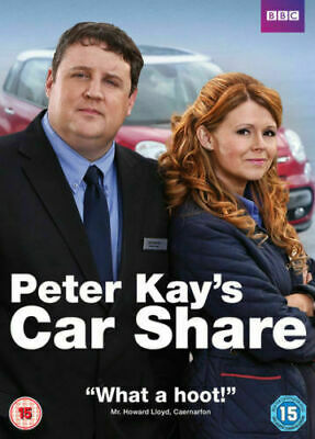 Car Share Series One 1 Peter Kay Sian Gibson Bbc Uk 2015 Dvd New
