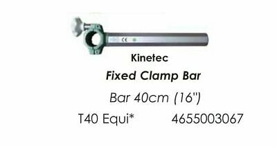"""Kinetec Traction Fixed Clamp Bar Of 40Cm (16"""") T40 Equi 4655003067"""