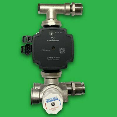 Single Room 1 Zone Control Pack ZL-2532 Blending Valve Underfloor Without Pump