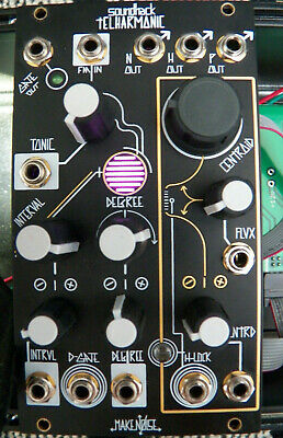 Make Noise Telharmonic Eurorack Modular Synth Voice