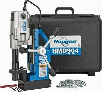 Hougen Rotobroch Mag Drill Slightly Used With Extra Bits $500