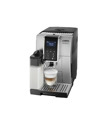 Delonghi Dinamica 352.55.s Silver 1 Month Old