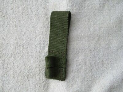 Ww2 Lee-Enfield No 4 Mki  Canadian Webbing Bayonet Carrier Frog Canada P-37 P-51