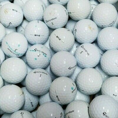Taylormade TP5 Golf Balls AAA 3A - 50 Lot - FREE SHIPPING