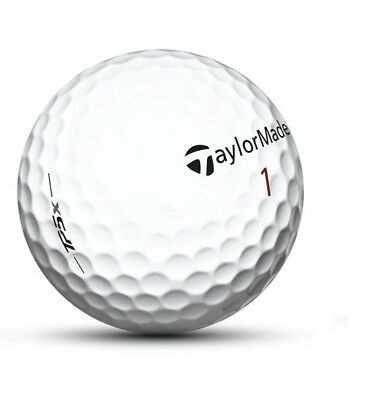 50 Taylormade TP5 X AAA+ Used Golf Balls TP5X FREE SHIPPING