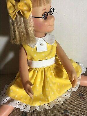 Gabby Gabby Dress To Fit CHARMIN CHATTY CATHY24 Inch (NEW HANDMADE CLOTHES)