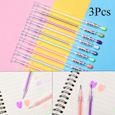 Supply Signing Marker Pen Stationery Colorful Gel Pen Drawing Highlighter