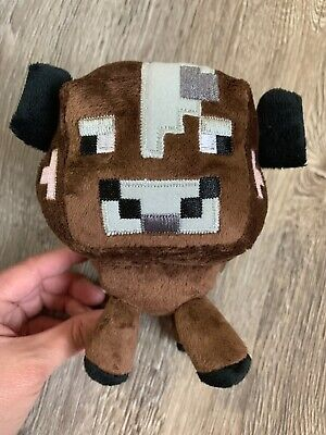 Minecraft Baby Cow Plush Series #2 REAL Lincensed Product