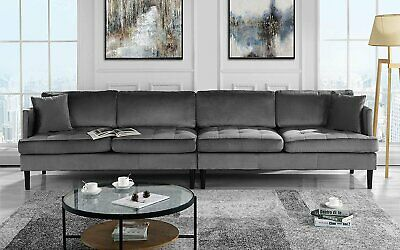 Awe Inspiring Modern Two Tone Colorful Velvet Fabric Living Room Sofa Caraccident5 Cool Chair Designs And Ideas Caraccident5Info