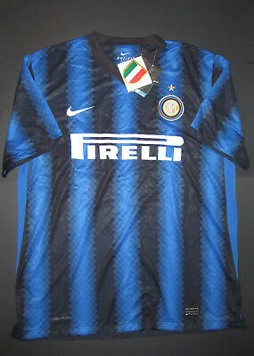 finest selection 10c41 7a121 2010-2011 NIKE INTER Milan Internazionale Jersey Shirt Kit ...