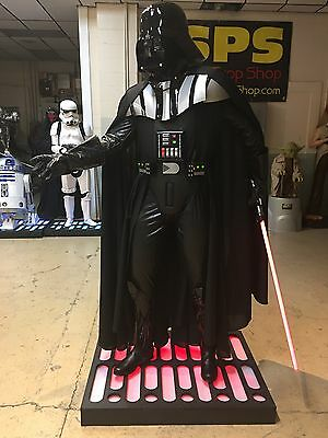 Life Size Star Wars Darth Vader Full Size Prop Statue