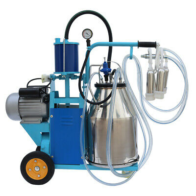 Piston Milker Electric Milking Machine For Cows and Goats 170683
