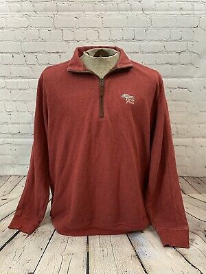 Gear For Sports Torrey Pines Mens Pullover Sweater Size XL