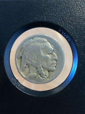 Indian head buffalo nickle 1923 (s) about very fine
