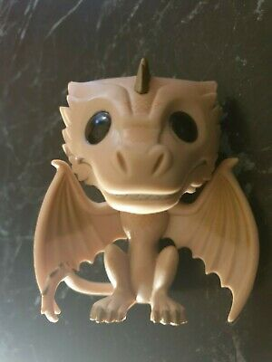 Funko Game Of Thrones Viserion Vaulted Rare Pop # 22 - Loose