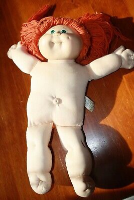 Cabbage Patch Kids - Redhead