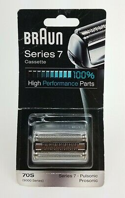 Braun Series 7 Pulsonic Single Cassette Replacement 70S (9000 Series)
