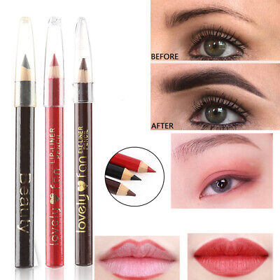 Eyebrow Pencil Long lasting Sketch Eyebrow Pen Henna Eye brow Tattoo Tint Pen