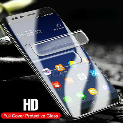 Phone Front Screen Hydrogel Protective Film for Samsung Galaxy S8 S9 Plus Sala