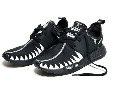 new arrival 86398 05a96 ADIDAS X NBHD Neighborhood NMD R1 Core Black Size US Mens 8