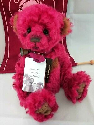 SPECIAL OFFER! Charlie Bears Isabelle Mohair PERNICKETY No 46/400 (RRP £145)