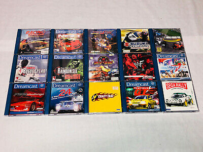 Dreamcast Lot 1 - action/racing
