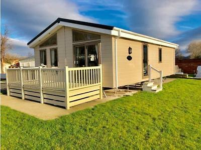 Luxury Lodge 2Bed Lodge For Sale North Wales Includes Half Price 2020 Site Fees