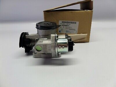 New Genuine Chevrolet Aveo Gentra  1.2 Dohc Throttle Body 96958411