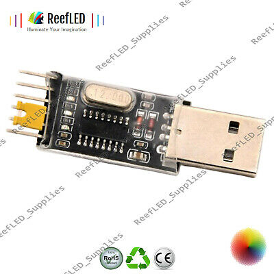 3.3V 5V Serial Adapter Module CH340G USB TTL UART Arduino Pro Mini Bridge - UK