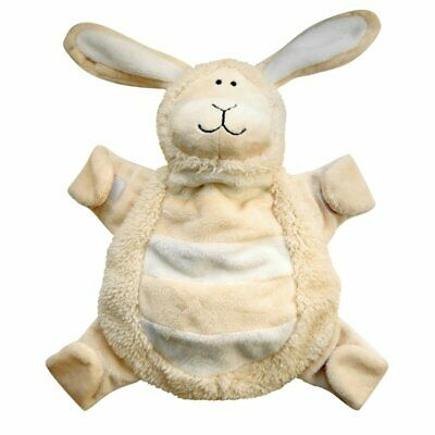 Sleepytot Baby & Toddler  Comforter Soother Holder soft toy Clip -  lAMB